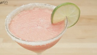Frozen Watermelon Margarita - Video