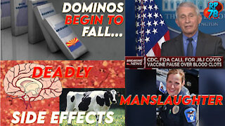 AZ Forensic Audit Location, Officer Charged In Wright Shooting, Dangerous Covid Vaccine Side Effects