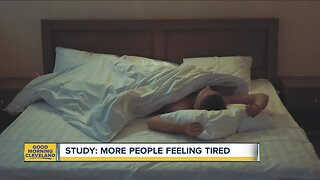 Sleep deprivation a growing problem