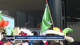 Celebrating Mexico's Independence Day