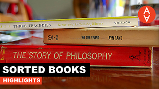Sorted Books: Highlights - Video