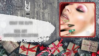 What The Elf?! Christmas Nail Art Collection