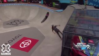 Tucsonan wins X Games gold - Video