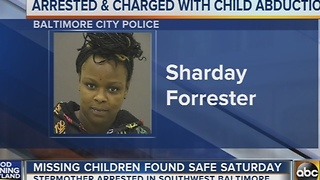 2 missing Baltimore children found safe Saturday - Video