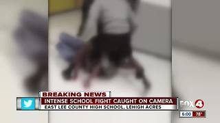 Multiple arrests at Lehigh Acres high school - Video