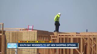 South Bay residents to get new shopping options - Video