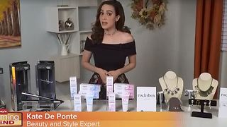 Fall Beauty and Style with Kate De Ponte