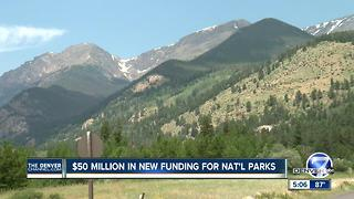 U.S. Secretary of the Interior visits Colorado, talks national parks infrastructure - Video