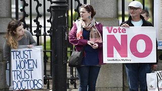 Ireland Votes On Historic Abortion Referendum