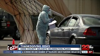 Kern County residents adjust their Thanksgiving plans