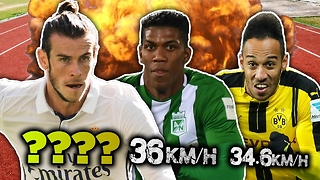 OFFICIAL: Fastest Player In The World Revealed! | #VFN - Video