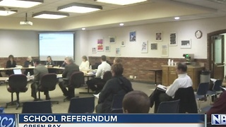 Green Bay School referendum vote - Video