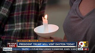 President Trump to visit Dayton today in wake of mass shooting