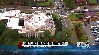 Local Jewish leaders react to synagogue shooting