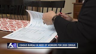 Census Bureau in need of workers for 2020 census