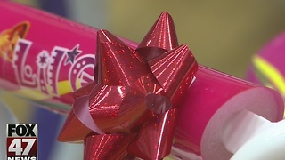 Event brings joy to Lansing kids, families - Video