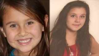 Two girls, two murders, one suspect