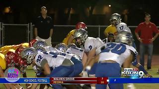 Football Friday Night: Playoffs Matchups and Scores - Video