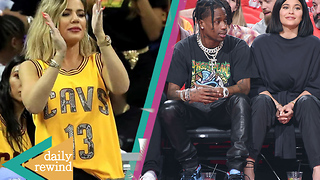 Khloe Attends Tristan's Basketball Game! Travis Scott's Mom Wants Paternity Test From Kylie! | DR