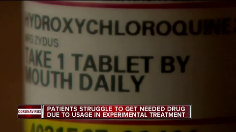 Patients struggle to get needed drug due to usage in experimental treatment