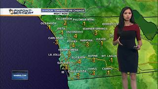 10News Pinpoint Weather for Mon. July 16, 2018 - Video
