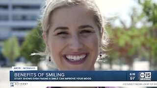 The BULLetin Board: How smiling can improve your mood
