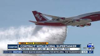 Global SuperTanker contract - Video