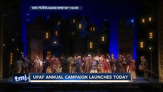 UPAF launches annual campaign, funding performing arts - Video
