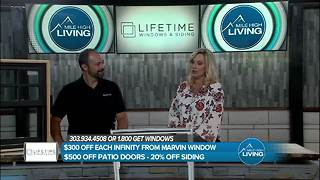 Lifetime Windows & Siding