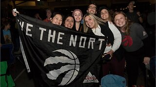 Raptors win one for Canada
