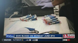 KMTV teams up with Red Cross for Blood Drive