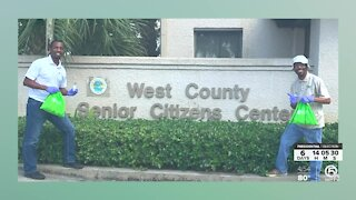 West County Senior Center in Belle Glade prepares to reopen