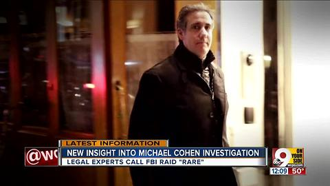 New insight into Michael Cohen investigation