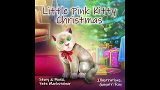 Little Pink Kitty Christmas - Story & Song
