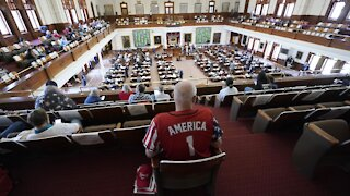 Texas House Passes New Elections Bill