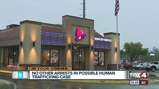 No additional arrests in possible human trafficking case - Video