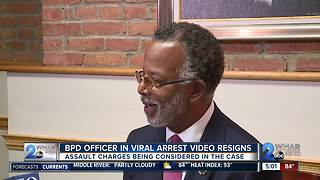 """""""Extremely disturbing,"""" says BPD commissioner of video showing police beating man"""