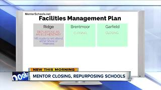 Mentor schools plan closures, consolidations - Video