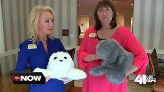 Robotic pets helping seniors with dementia - Video