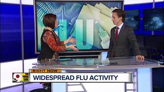 Hamilton doctor explains why you should get the flu vaccine even late in the season - Video