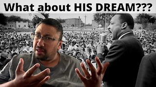 WHAT would THE LEFT SAY about MLK today???