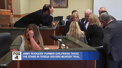RECAP: Jimmy Rodgers' former girlfriend takes the stand