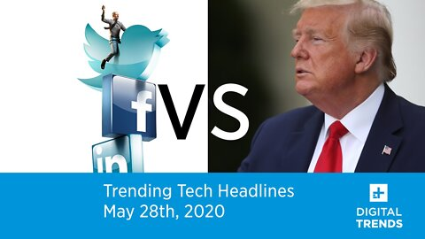Trending Tech Headlines 5.28.20