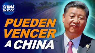 Revelan el secreto para vencer a China. Saben el punto débil del PCCh. Occidente protesta