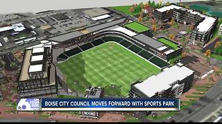 Boise Sports Park moves to second phase - Video