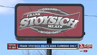 Frank Stoysich Meats goes curbside only