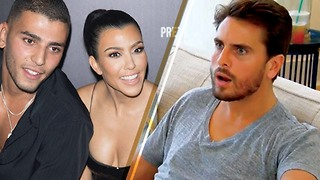 Scott Disick FURIOUS at Kourtney Kardashian for Wanting More Kids with Younes Bendjima - Video