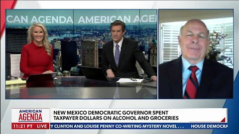 New Mexico Democratic Government Spent Taxpayer Dollars on Alcohol and Groceries