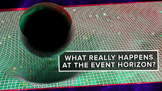 What Happens at the Event Horizon?