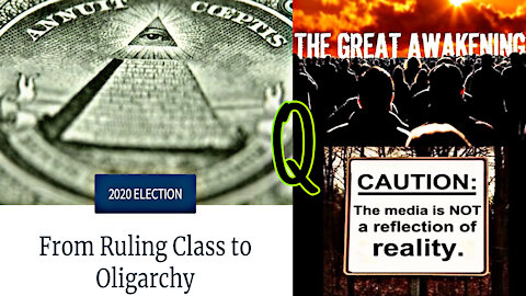 From Ruling Class To Oligarchy / Taking Back Our Republic / What Holding The Line Truly Means.